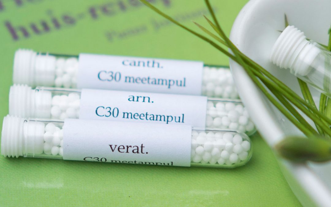Cursus homeopathie inzetten bij EHBO