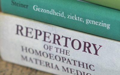 Homeopathie = omdenken