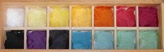 meridiaan kleuren therapie